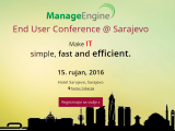ManageEngine konferencija